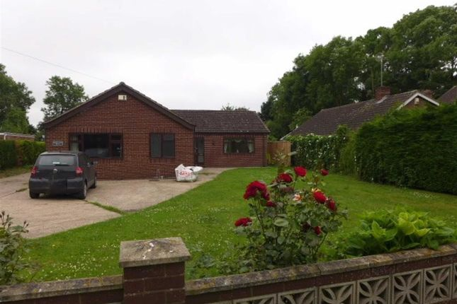Thumbnail Bungalow to rent in Moor Road, North Owersby, Market Rasen