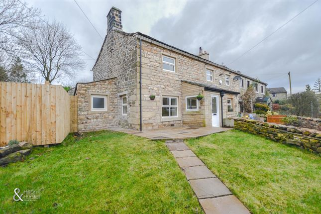 2 bed semi-detached house for sale in Parkinson Terrace, Trawden, Colne