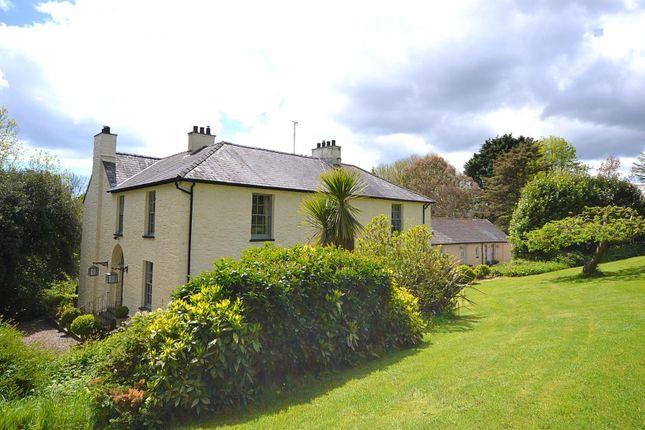 Thumbnail Detached house for sale in Llansteffan, Carmarthen