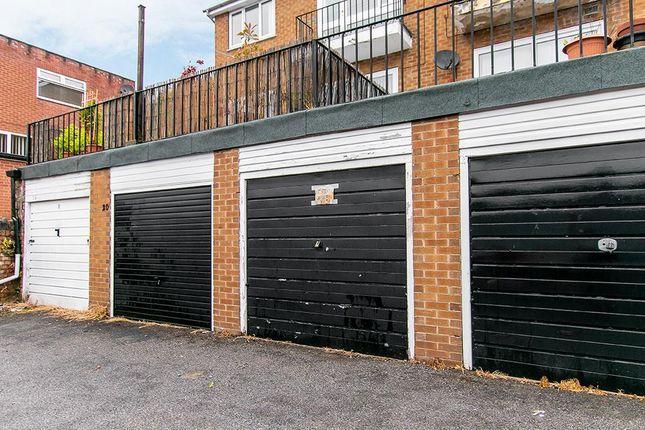 Garage of Ash Court, Carlton, Nottingham NG4