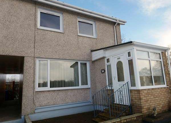 End terrace house for sale in 4 Liddell Street, Carmyle, Glasgow