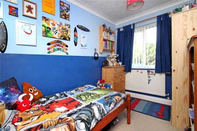 Bedroom Three of Derwent Close, Littlehampton, West Sussex BN17