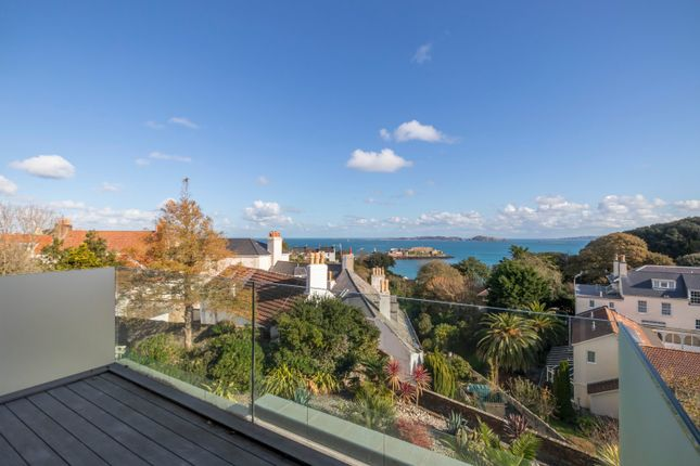 Thumbnail Flat for sale in Les Godaines Avenue, George Road, St. Peter Port, Guernsey