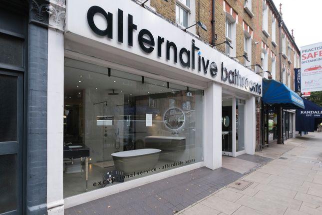 Thumbnail Retail premises for sale in Wandsworth Bridge Road, London