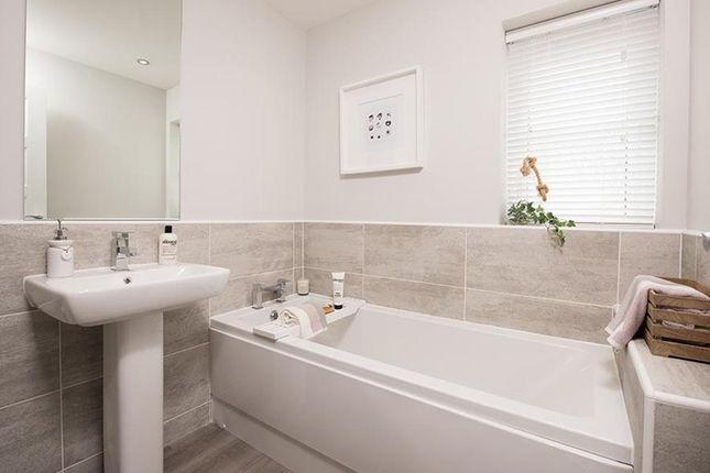 """Bathroom of """"Findern"""" at """"Findern"""" At Kensey Road, Mickleover, Derby DE3"""