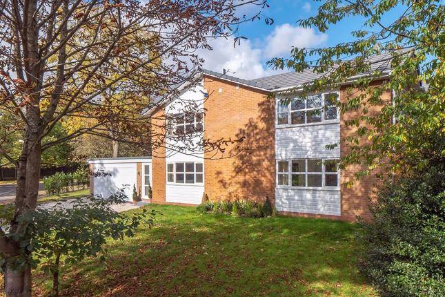 Thumbnail Detached house for sale in The Dreel, Edgbaston, Birmingham