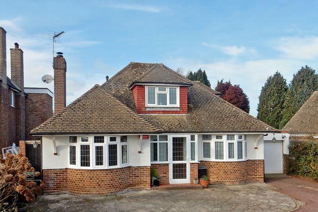 Thumbnail Detached bungalow for sale in Canterbury Road, Kennington, Ashford