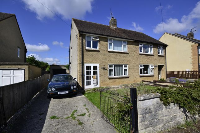 Thumbnail Semi-detached house for sale in Orchard Way, Witney, Oxfordshire