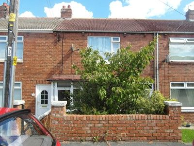 2 bedroom terraced house for sale in Hardwick Street, Blackhall Colliery