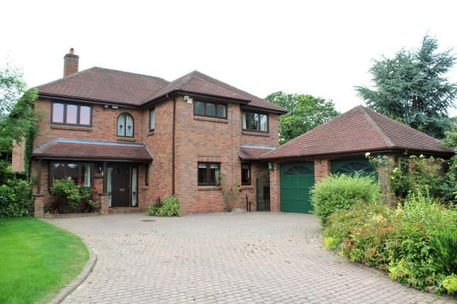 Thumbnail Detached house for sale in Birchways, Appleton, Warrington, Cheshire