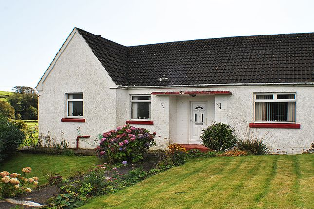 Thumbnail Semi-detached house for sale in 2 Abbey Park, Dundrennan