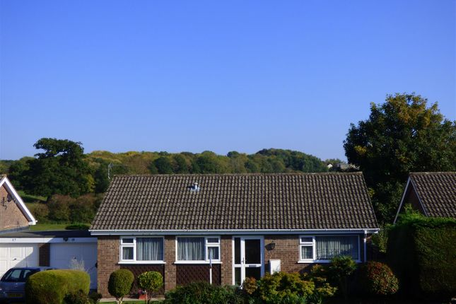 Thumbnail Detached bungalow for sale in Park View, Sedbury, Chepstow