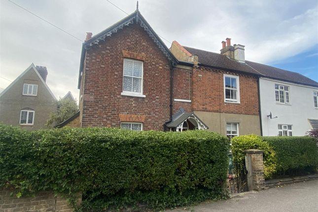 Thumbnail End terrace house to rent in Church Lane, Wallington