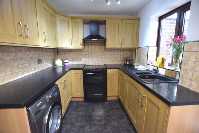 Thumbnail Terraced house for sale in Wellesley, Harlow