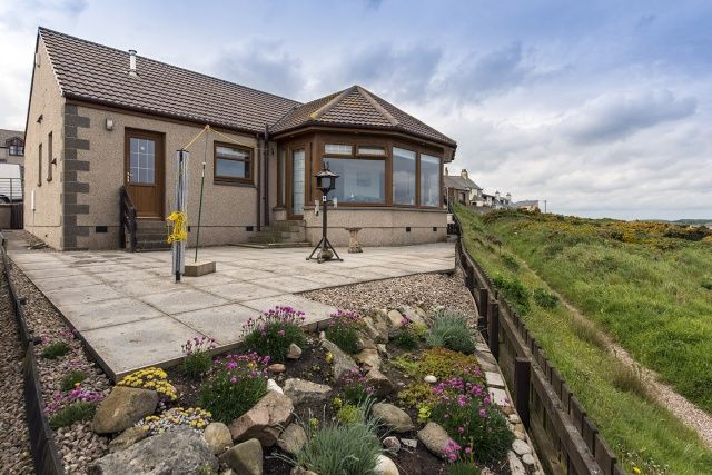 Thumbnail Bungalow for sale in 13 Victoria Gardens, Banff, Aberdeenshire