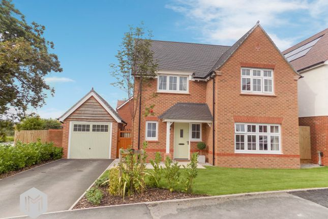 Thumbnail Detached house for sale in Wentwood Crescent, Clayton-Le-Woods, Chorley