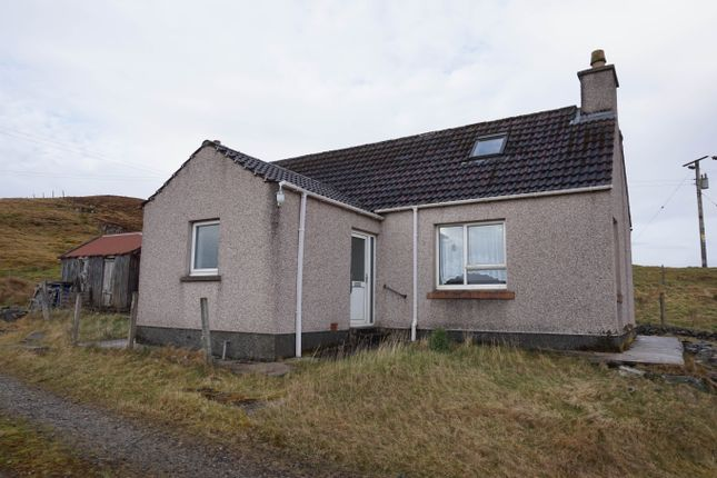 Thumbnail Detached bungalow for sale in Balallan, Isle Of Lewis
