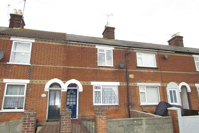 Thumbnail Terraced house to rent in Main Road, Dovercourt, Harwich