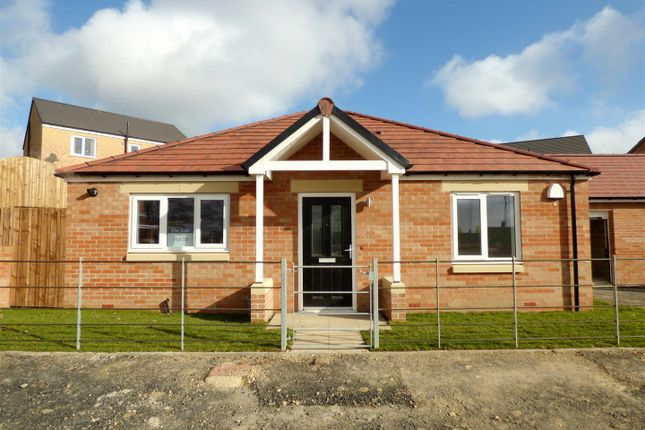 Thumbnail Detached bungalow for sale in Barley Close, Houghton Le Spring