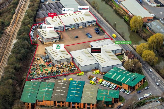Thumbnail Industrial to let in Unit 3, Merchants Trade Park, Feeder Road, St Philips, Bristol