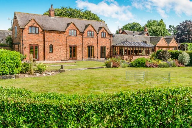 Thumbnail Barn conversion for sale in Church Farm Court, Pipe Ridware, Rugeley