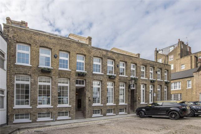 Thumbnail Terraced house for sale in Oldbury Place, London