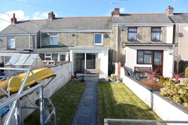 Thumbnail Terraced house to rent in Rashleigh Place, St Austell, Cornwall