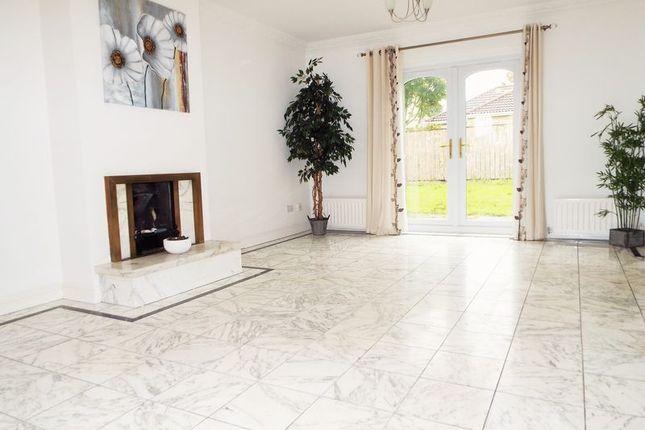 Living Room of Beech Close, North Gosforth, Newcastle Upon Tyne NE3