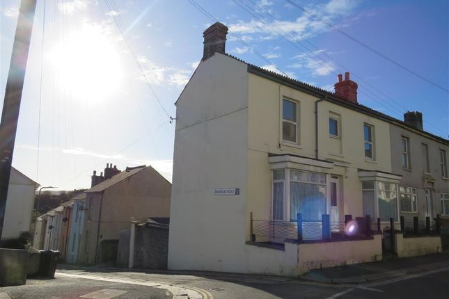 Thumbnail Flat to rent in Brandon Road, Plymouth