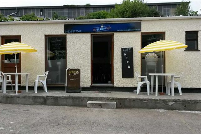 Restaurant/cafe for sale in The Bickland Cafe, Tregoniggie Industrial Estate, Falmouth