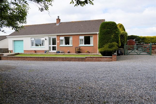 Thumbnail Bungalow for sale in Brynheulog, Penparc, Cardigan, Ceredigion.