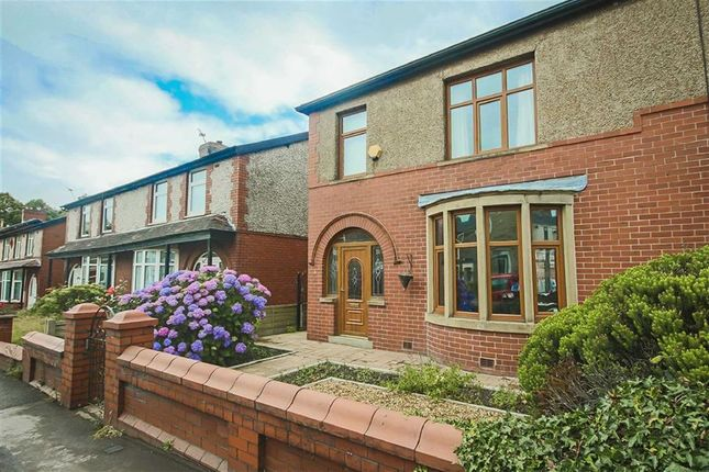 Thumbnail Semi-detached house for sale in Whalley Road, Clayton Le Moors, Lancashire