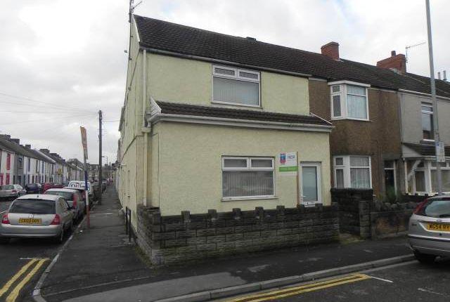 Thumbnail Flat to rent in Bond Street, Sandfields, Swansea