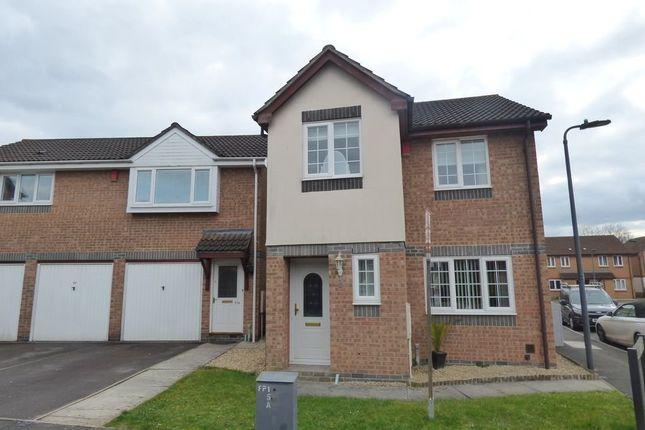 Thumbnail Detached house for sale in Garrett Drive, Bradley Stoke, Bristol