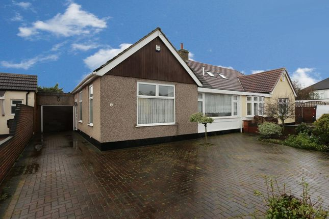 Thumbnail Semi-detached bungalow to rent in Kipling Road, Bexleyheath