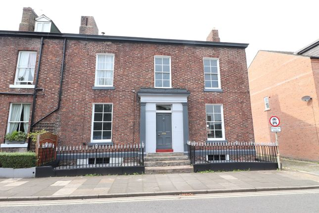 Thumbnail Town house for sale in Compton Street, Carlisle