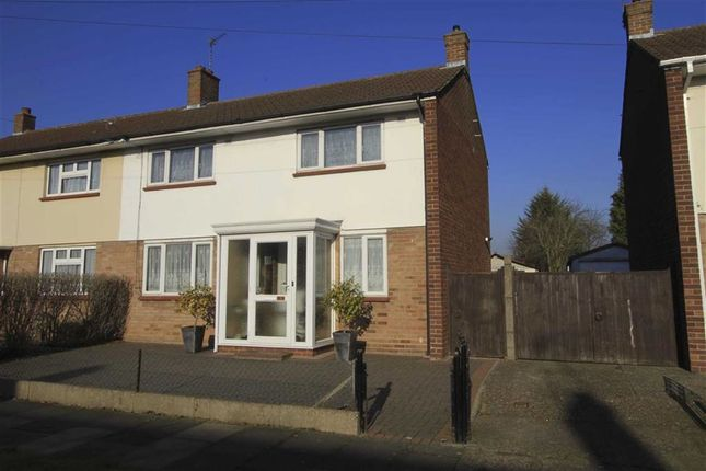 Thumbnail Semi-detached house for sale in Rowan Road, West Drayton, Middlesex
