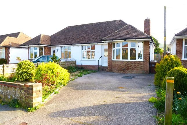 Thumbnail Bungalow to rent in Wannock Avenue, Willingdon, Eastbourne