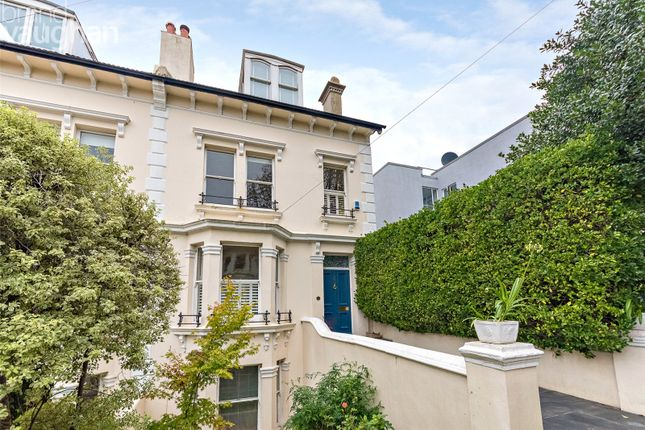 Thumbnail Maisonette for sale in Springfield Road, Brighton, East Sussex