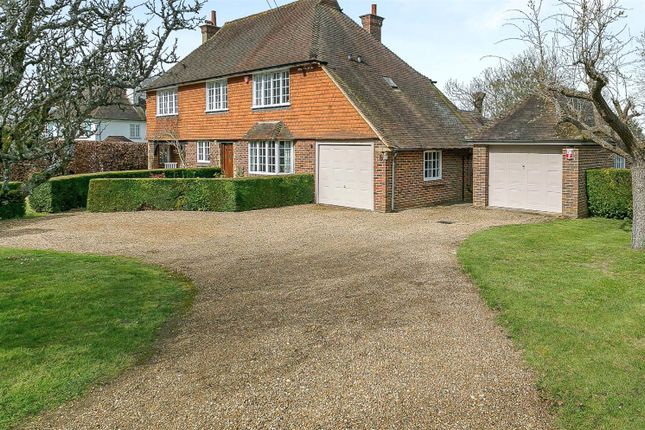 Thumbnail Detached house for sale in Fairway, Guildford, Surrey