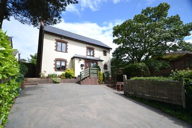 Thumbnail Detached house for sale in Gwilym Cottage Thornhill Road, Thornhill, Cardiff.