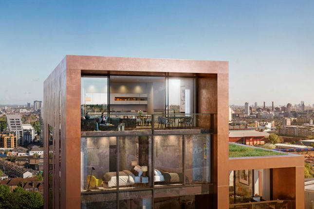 Thumbnail Flat for sale in Bronze, Wandsworth