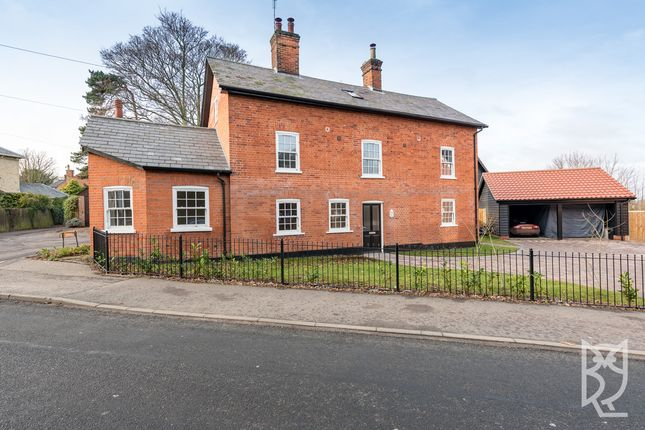 Thumbnail Detached house for sale in Mistley, New Road, Manningtree