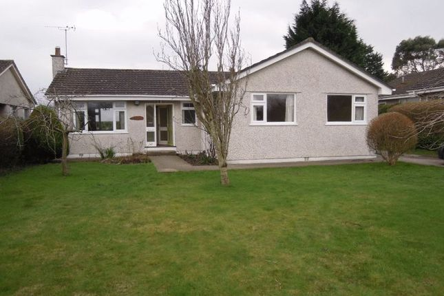 Thumbnail Detached bungalow to rent in Mount View, Andreas Village, Isle Of Man