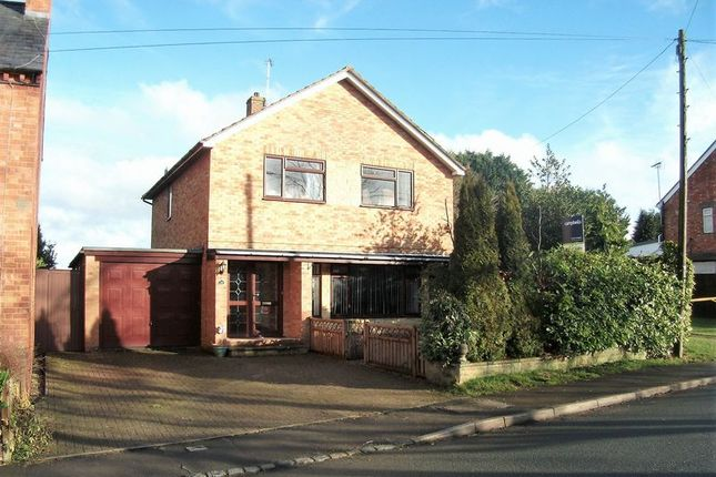 Thumbnail Detached house for sale in Croft Way, Weedon