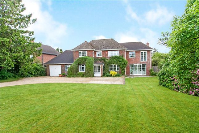 Thumbnail Detached house for sale in Kilham Lane, Winchester, Hampshire