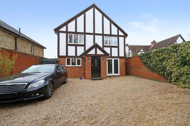 Thumbnail Detached house to rent in Hampton Court Way, East Molesey