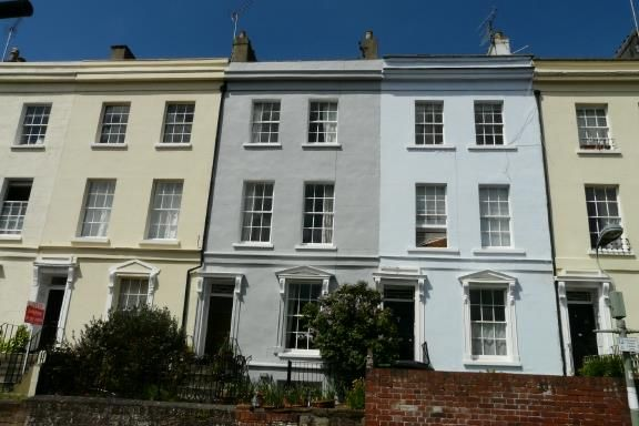 Thumbnail Flat to rent in Lansdowne Terrace, St. Leonards, Exeter