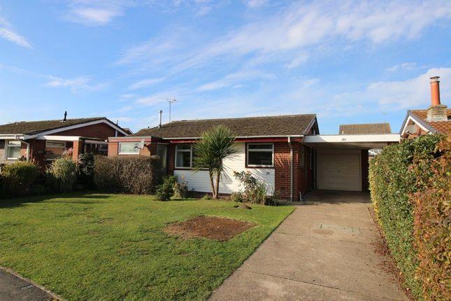 Thumbnail Detached bungalow for sale in Broadfields, Calverton, Nottingham