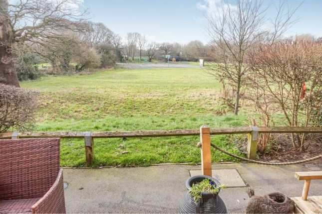Front View of Hawksworth Crescent, Chelmsley Wood, Birmingham B37